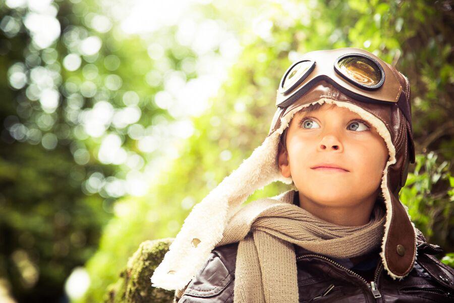 Pequeño Aviador -