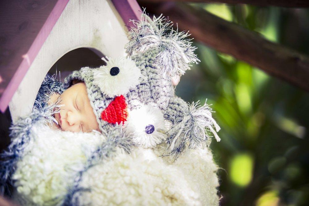Embarazo y bebé Aintzane y Carlos -
