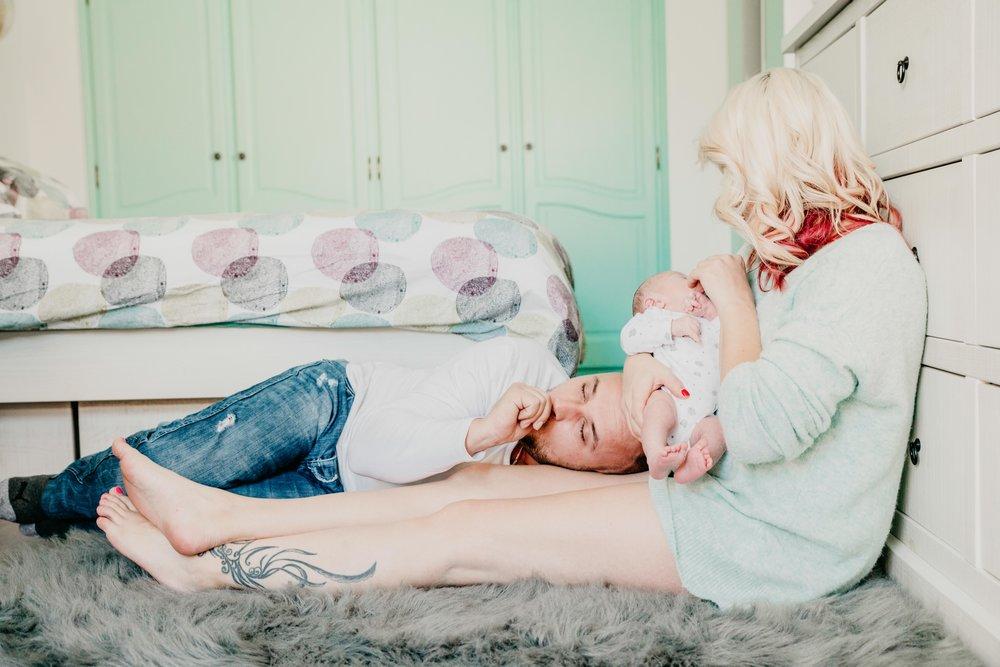 Embarazo Marlena y Guillaume -