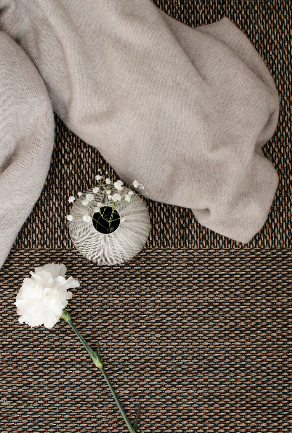 Quality woven vinyl floor coverings from Finland