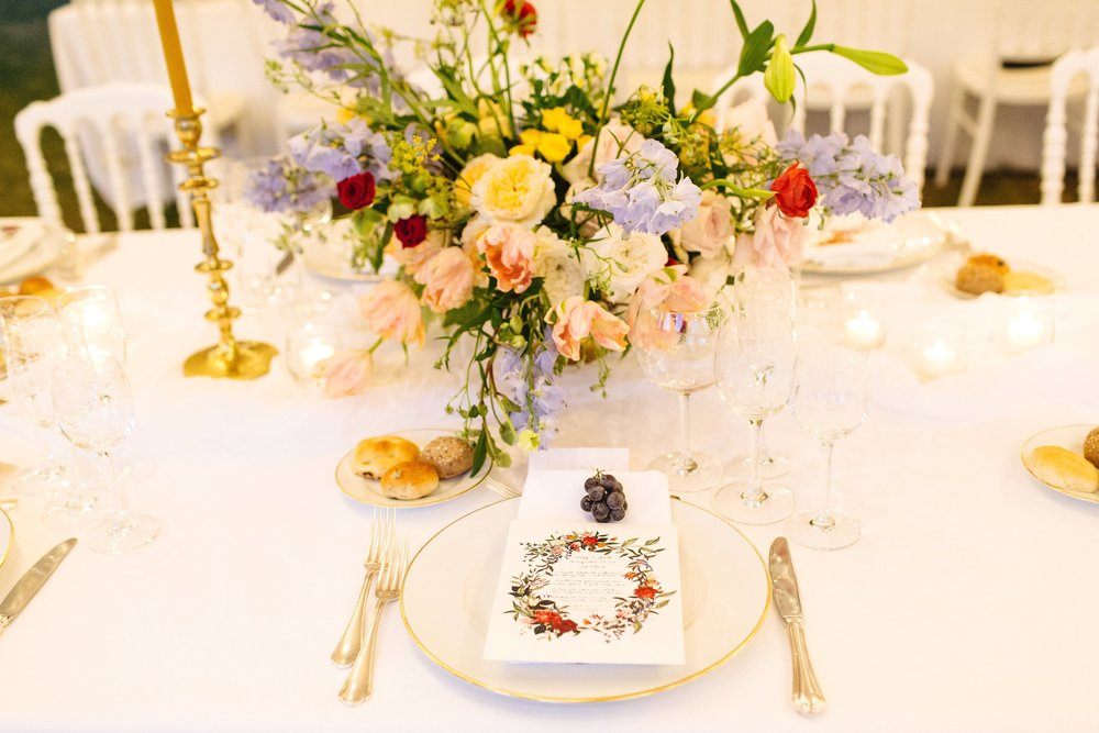 Kelly & Jared - A rustic Tuscan wedding