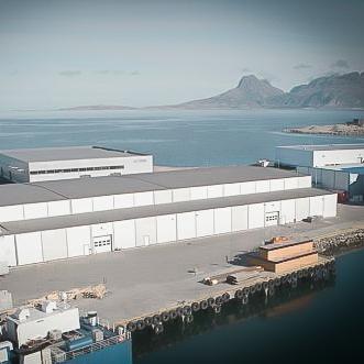 Burøyveien 13 - Næringseiendom Bodø