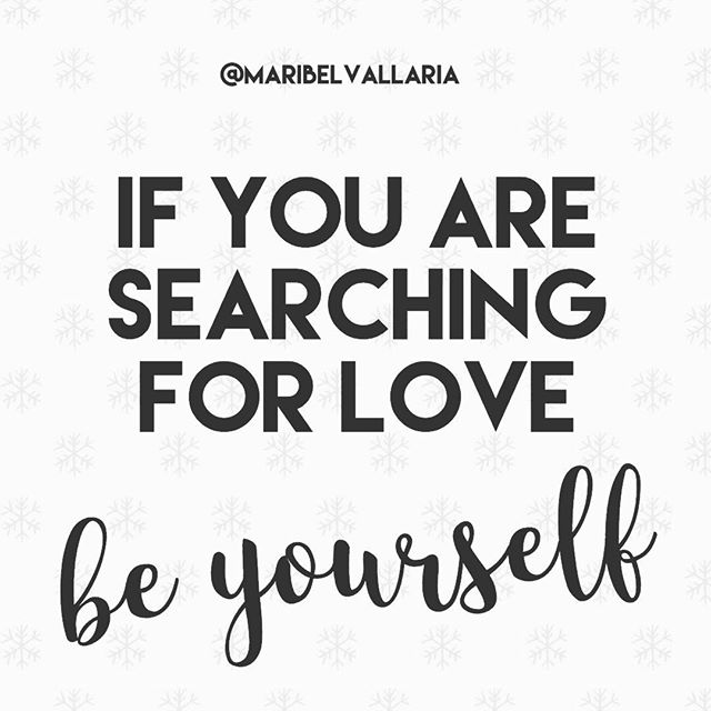 Loving someone without loving yourself is like planting a flower and not watering it, eventually you'll dry up. #beyourself