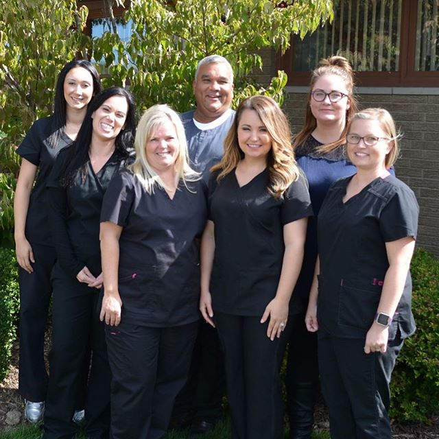Meet our staff!  ____________________ Check out our newest addition to the Village Dental family! Come check out our recently renovated Village Dental practice in Orrville, OH!