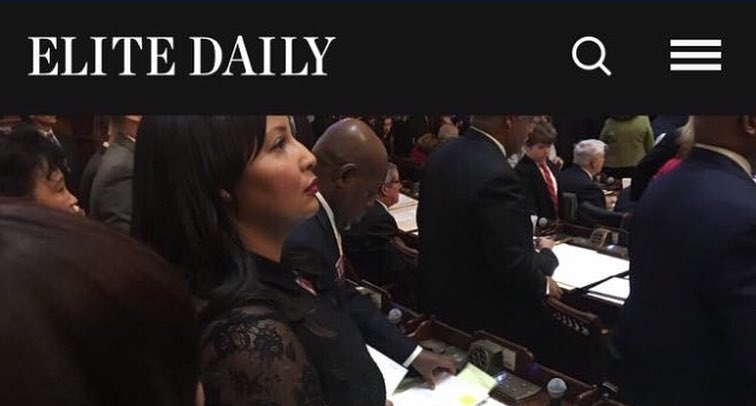 Elite Daily - Elite Daily: Rep. Renitta Shannon On Her Abortion & What Politicians Are Doing To Protect Rights