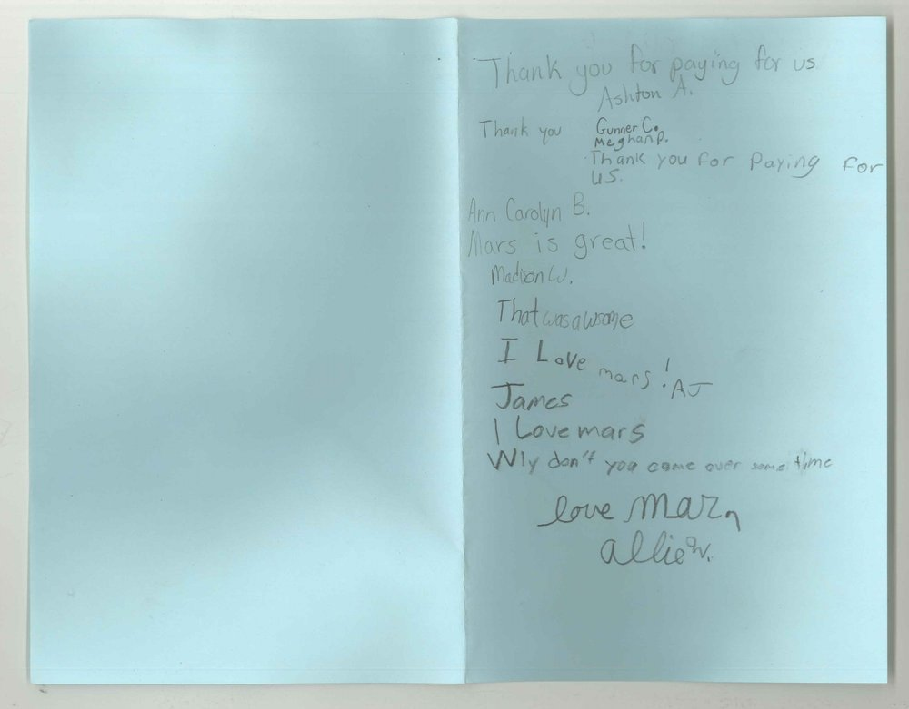 Paintsville Elementary Fourth Grade--Student Thank You Notes 7.jpg
