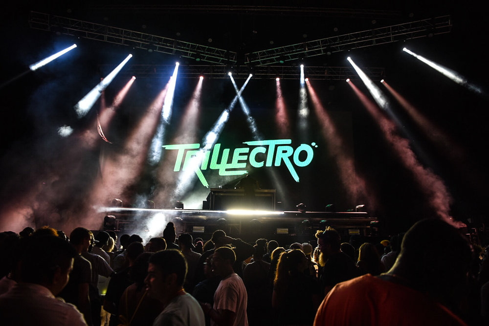 Trillectro 2018 - Merriweather Post Pavilion