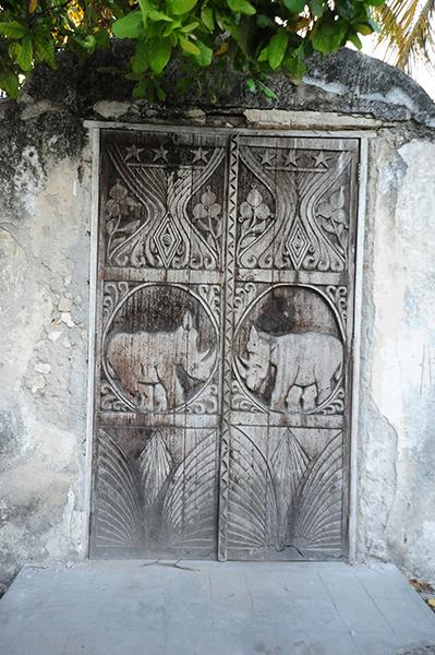 Ibo Island Doorway