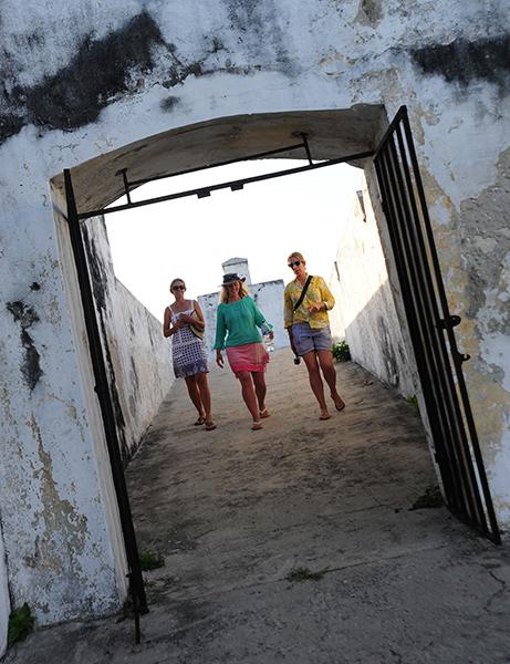 Ibo Island Fort
