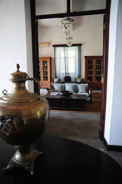 Ibo Island Hotel Lobby