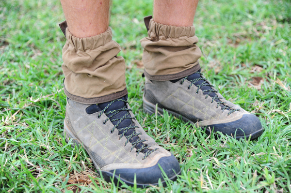 A great boot for a Walking Safari