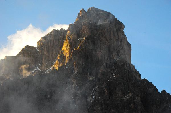 Nelion, Mt Kenya
