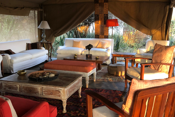 Tumaren Camp 2 Night Safari - A walking safari from the comforts of Tumaren camp with access to camels, beautiful walks, rock climbing and spectacular wildlife.