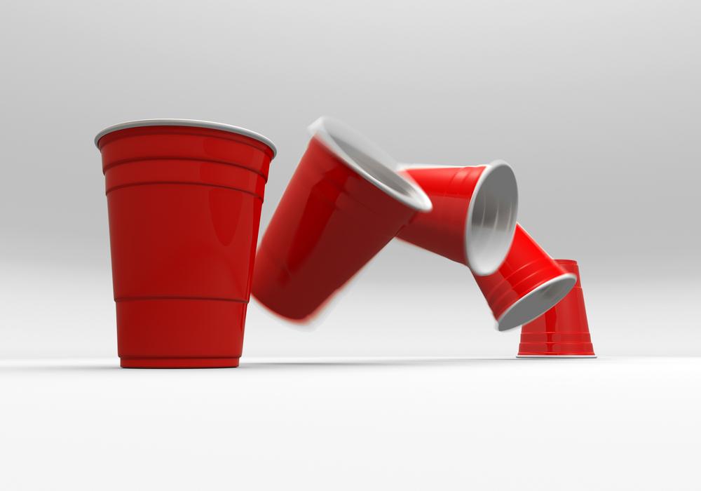 #3 - Flip cup -