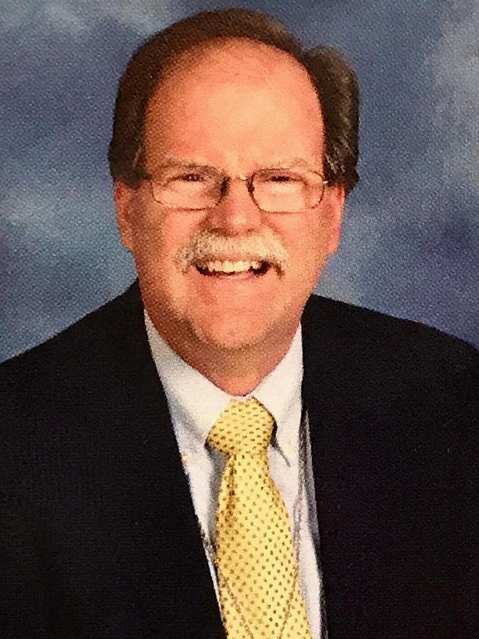 Reverend John Gregory - Pastor