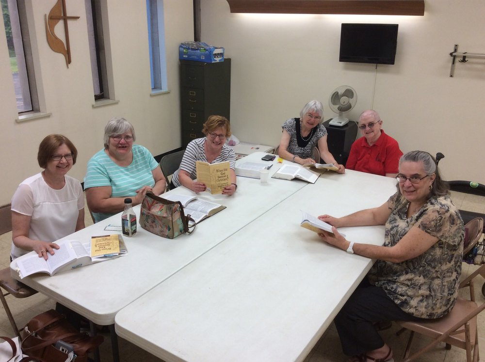 Disciples Sunday School
