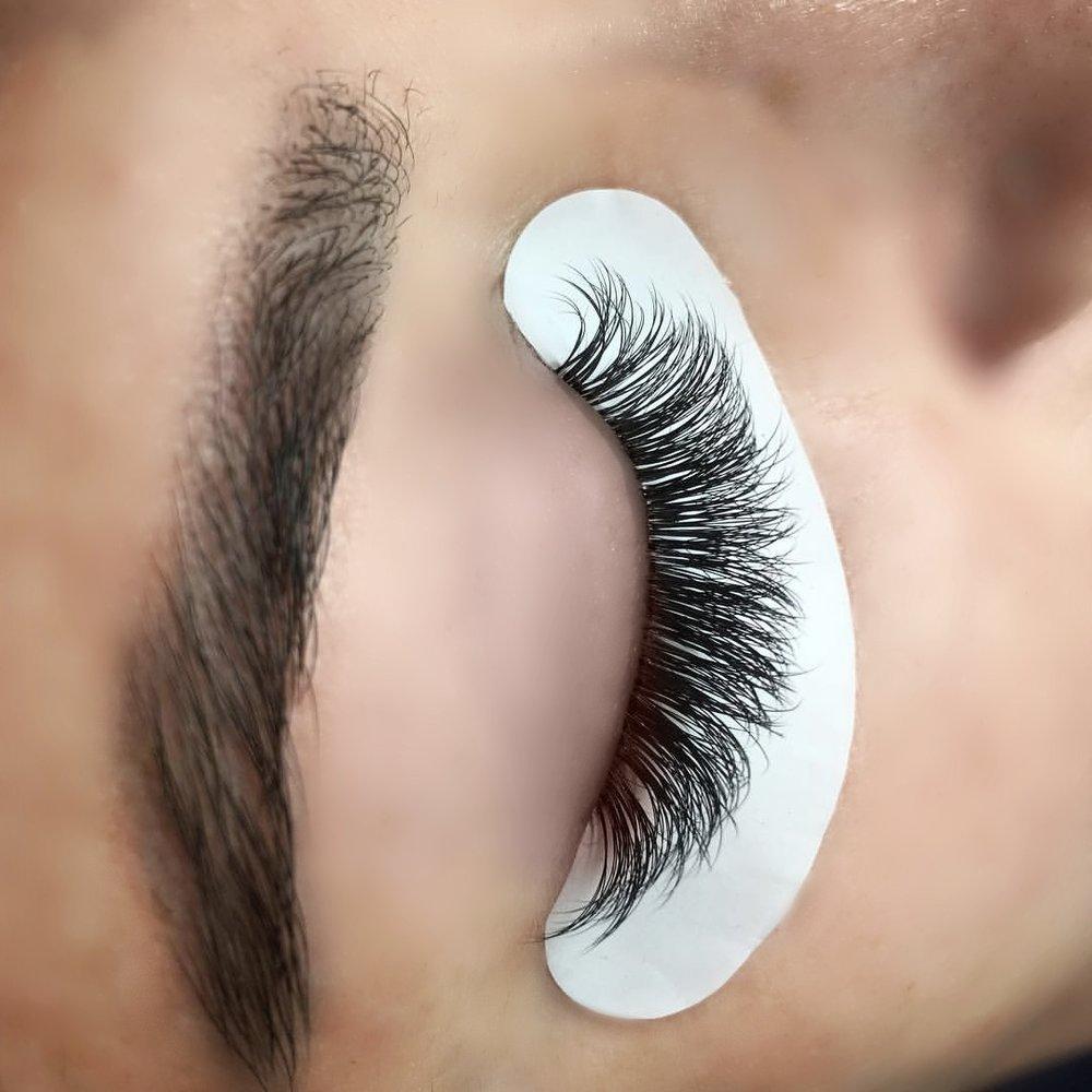 Eyelashes -