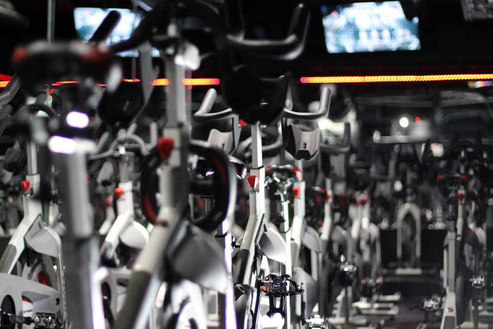 Cycling Room - Hop on one of our bikes and get ready to take the ride of your life, burn off the calories, test your endurance, and get your heart-rate pumping.