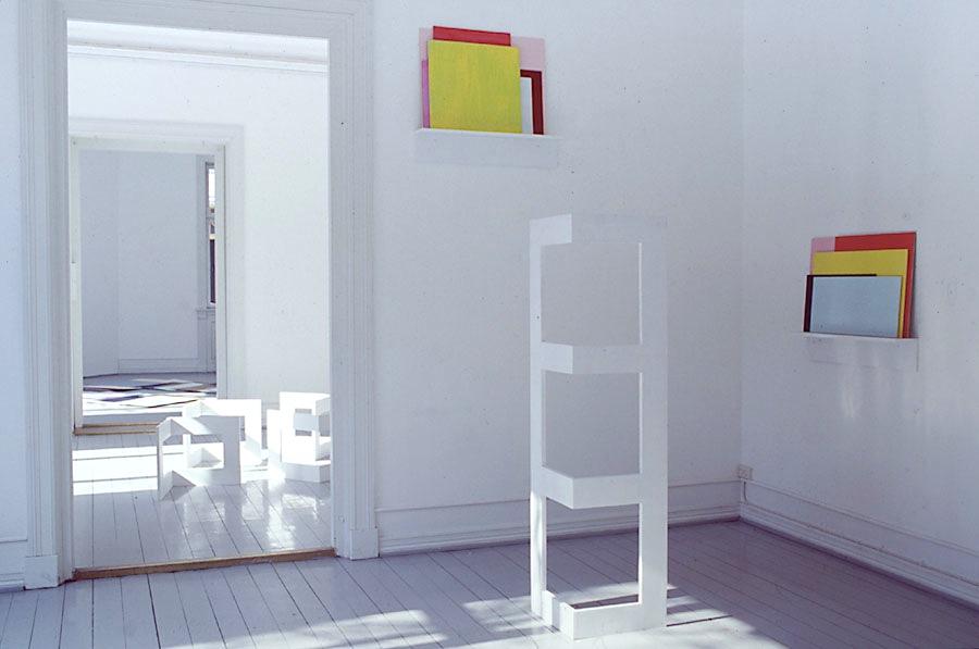 Installation view  LNM, 1998 Photo: Finn Arne Johannesen