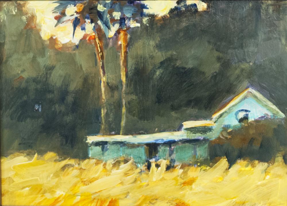 MERIT: LOCKWOOD #4 BY JOSEPH MELANCON