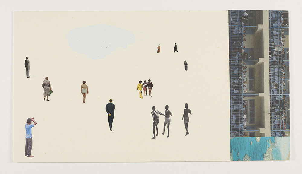 Wanderers (detail),  Jen Nugent