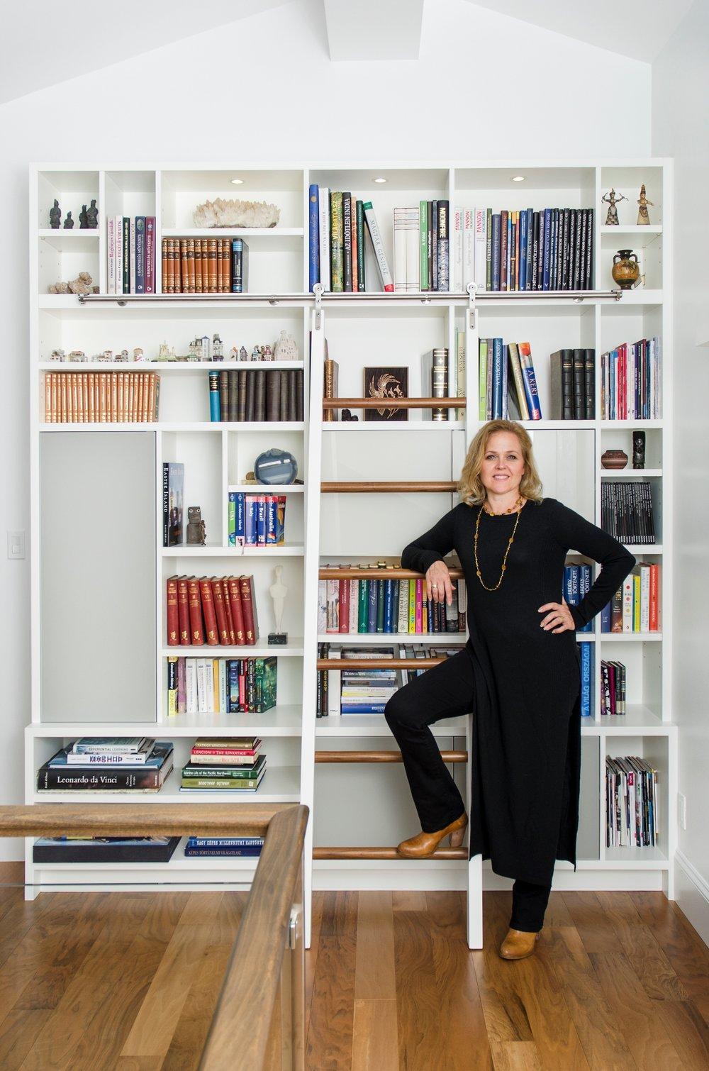 Marlene bourque - FOUNDER, OWNER & INTERIOR DESIGNER