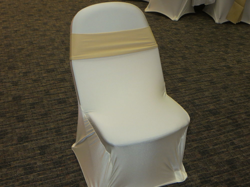 Spandex chair front with spandex tie.JPG