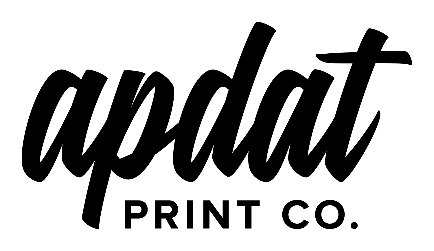 APDAT Print Co. Screen Printing
