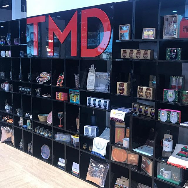 Check out TMD @housewaresshow booth #S1264! #barware #collections #hydration #glassware