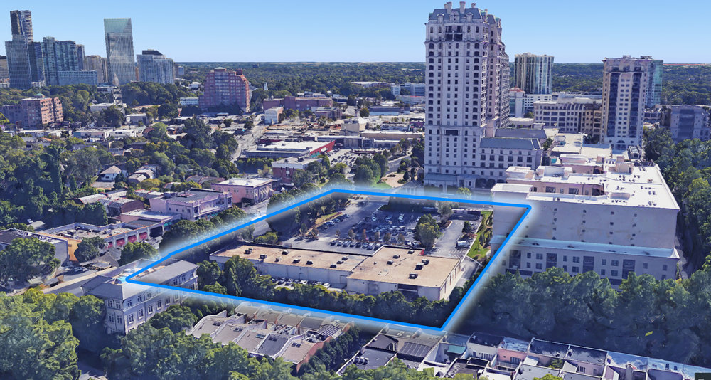 Buckhead Plaza Retail Site