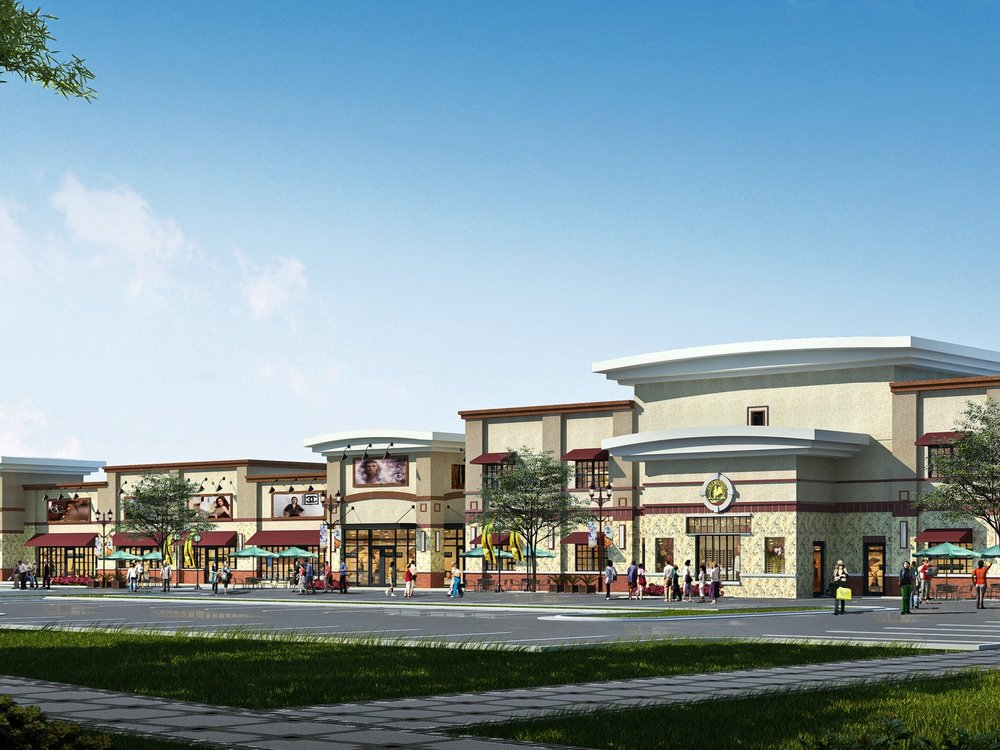 Brookleigh Marketplace Rendering