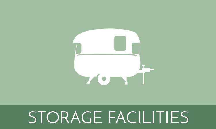 Storage for your Caravan and Motorhome