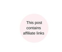 Read My Affiliate Policy HERE. This post contains affiliate links.