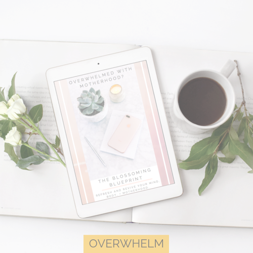 Refresh And Revive Your Mind, Body, + Motherhood