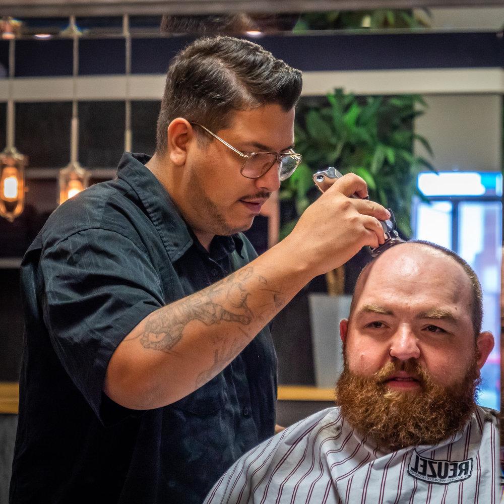 Carlos   Apprentice Barber / Stylist