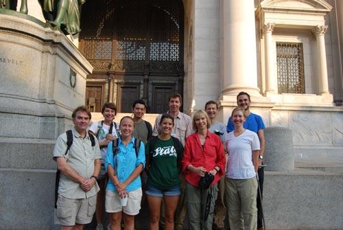 The Central Park team