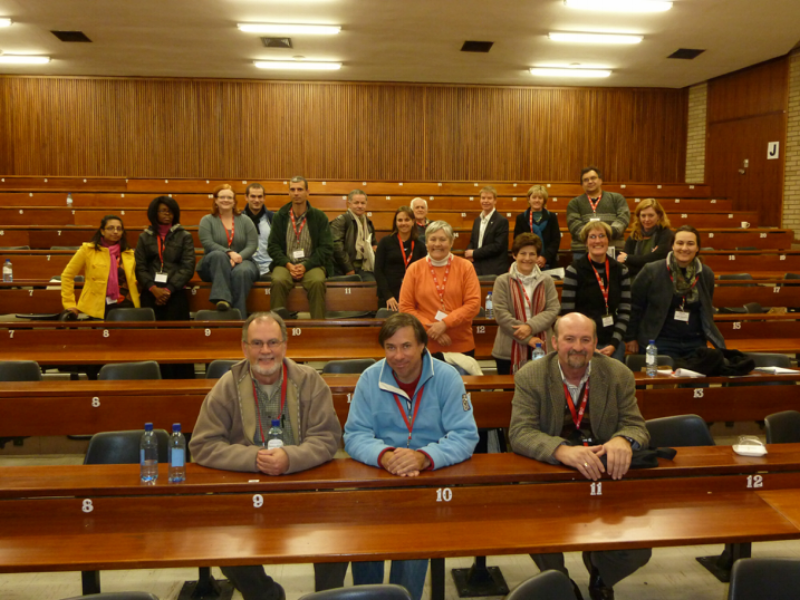 The first  Soil Health Workshop  held at the XVII Entomological Society of Southern Africa Congress in  Bloemfontein, 6 July 2011.