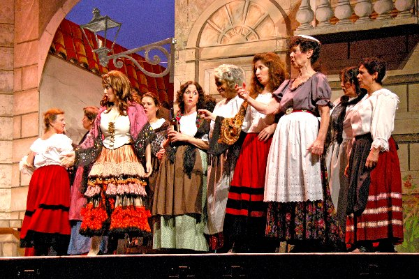 Verismo Opera will present Cavalleria Rusticana at bergenPAC in Englewood, New Jersey on October 2013. Photo: Marilyn Monsanto