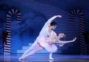 American Repertory Ballet, Credit: Leighton Chen