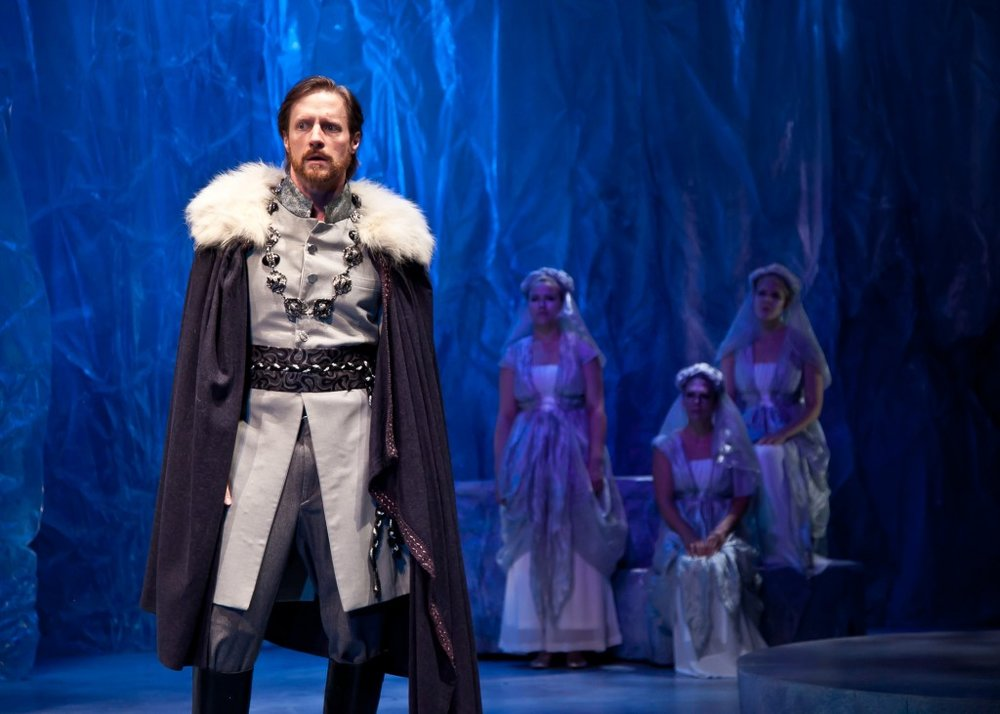 Pericles at The Shakespeare Theatre of NJ