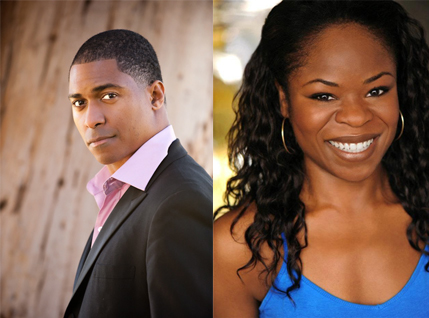 Ben Cain and Nija Okoro