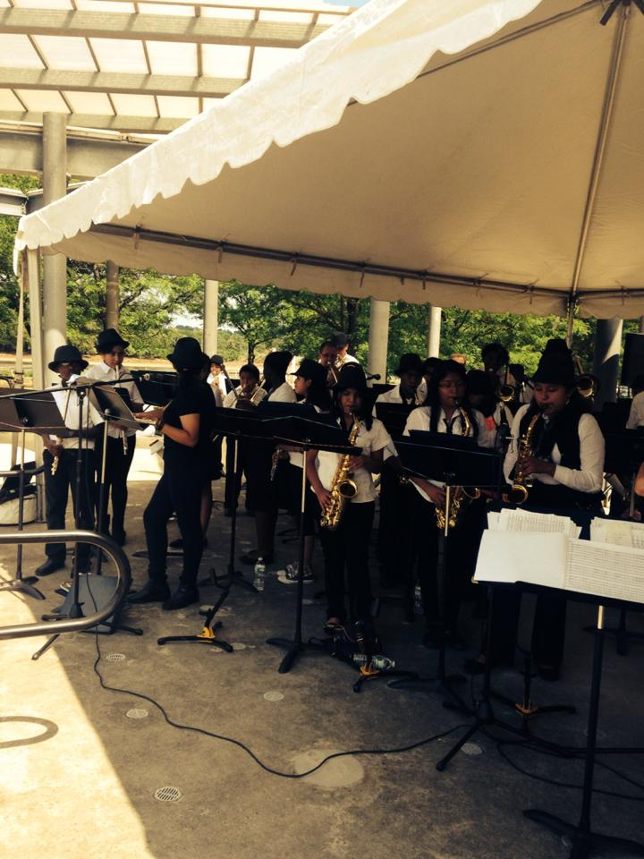 Hub City Sounds Gospel and Jazz in the Park on Aug. 9