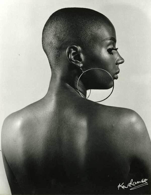 Susan Taylor as Model