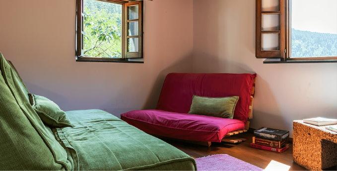 Hostel de Xisto - Sala