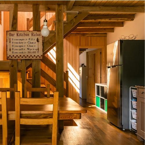 residencias artisticas partilhada cozinha