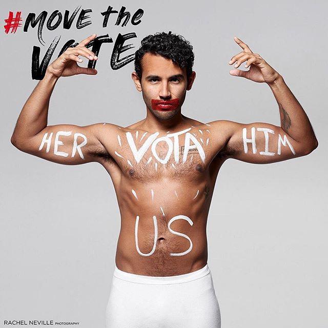 #Repost @estesuero ・・・ Vota. • #MoveTheVote #NovemberSix #RiseUp #ChangeTheFuture #ForHer #ForHim #ForUs #ForThem #rachelnevillephotography