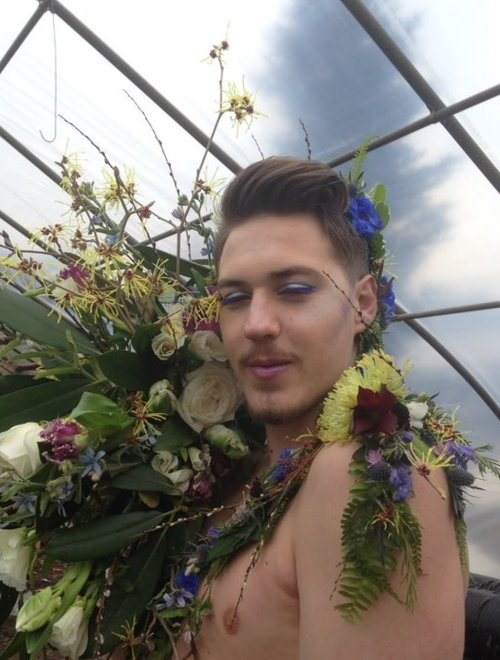 Flora's Muse, Florist, Man Who Fell to Earth