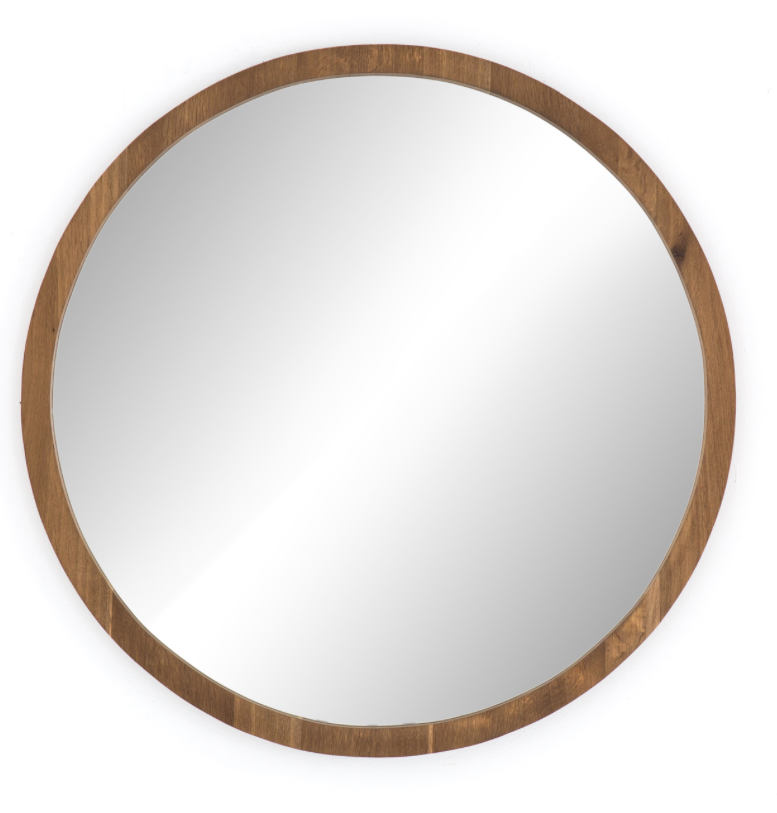 holland wooden mirror $748.