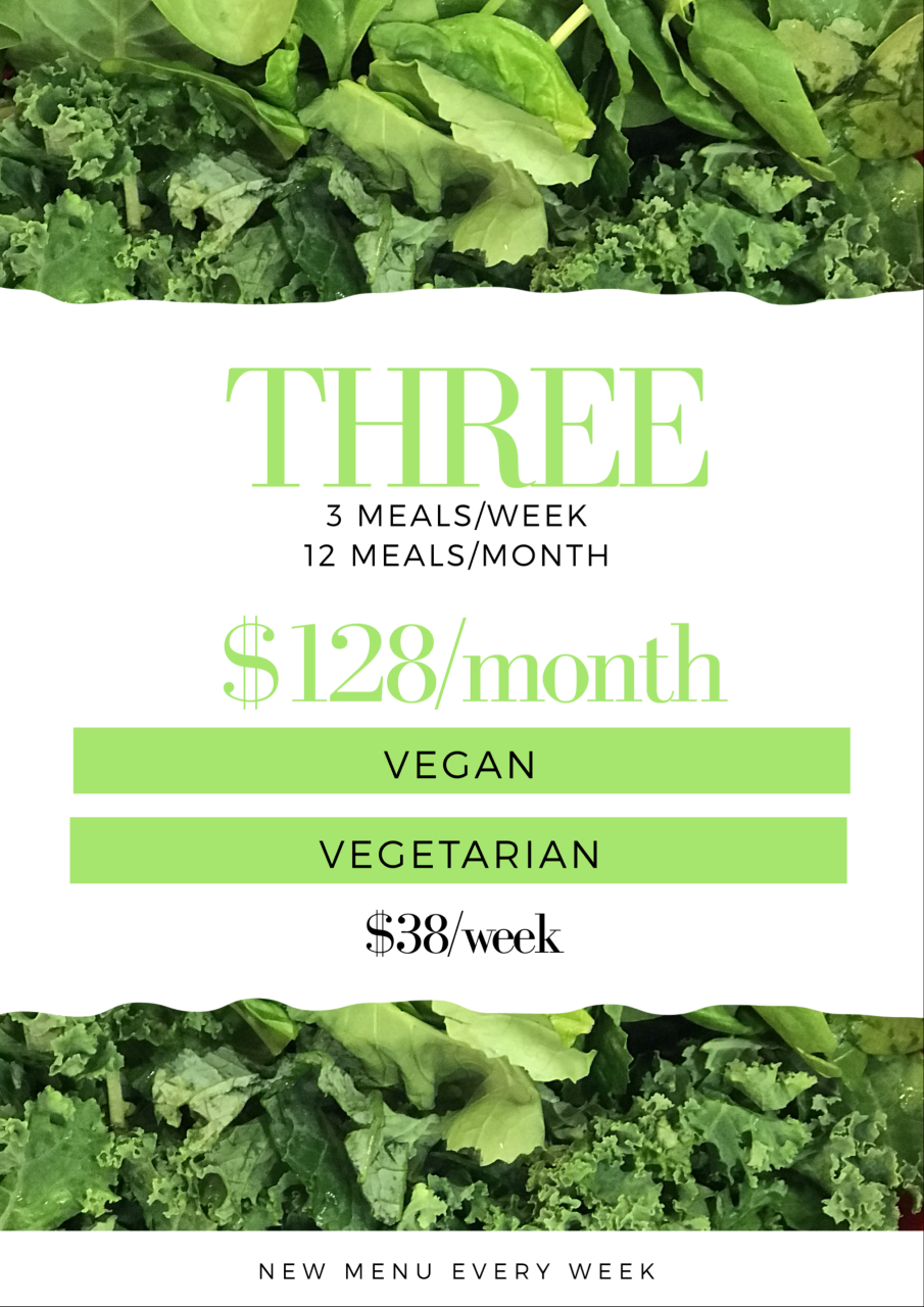 3 RealMeals meal prep plan