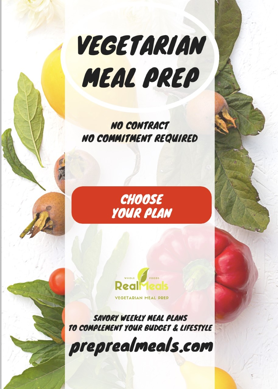 meal prep - Choose a RealMeals Meal Plan to crush your goals.